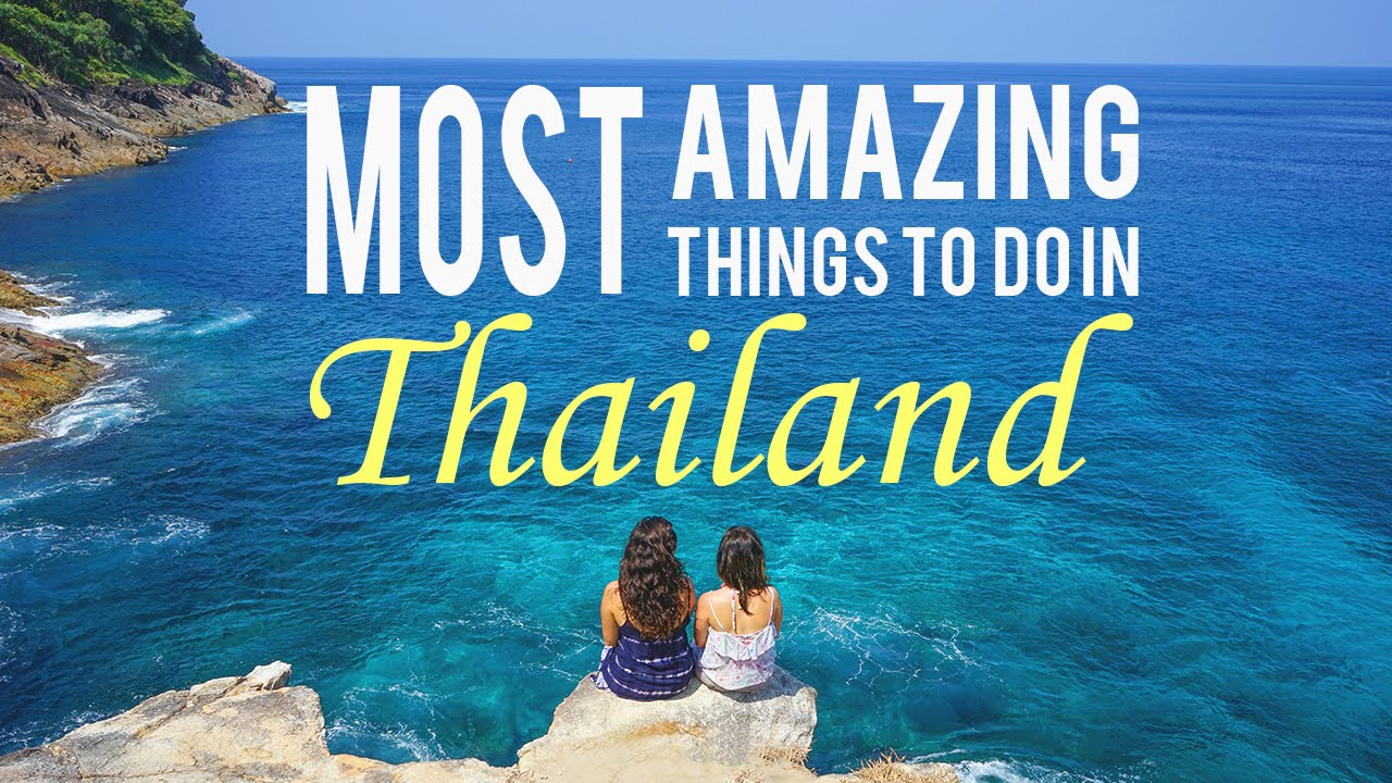 Most Amazing Things to Do in Thailand  YouTube