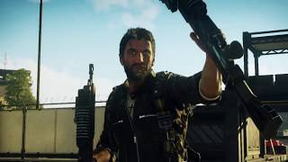 Just Cause 4 - Qacha Breakout - Cover The Draftees Escape