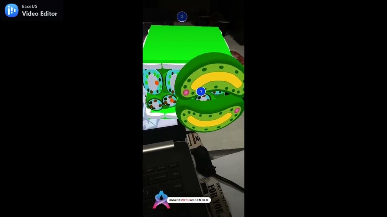 Media Pembelajaran Mata Pelajaran Kejuruan ATPH dengan (AR)