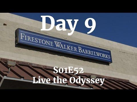 Day 9 Cali Coast - Buellton CA - S01E52 Live The Odyssey