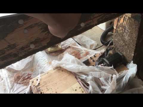 DIY Epoxy Granite CnC rant