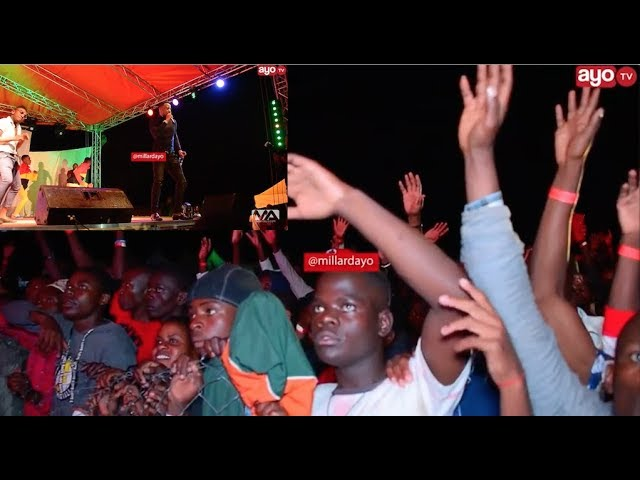 SHOW YA ALIKIBA NA KINGS MUSIC LIVE KAHAMA | MP3FENOMENAL TK