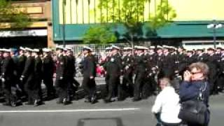 Royal Canadian Navy 100th Year Anniversary Parade