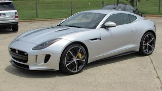 Jaguar F-Type R Coupe 2015 Videos