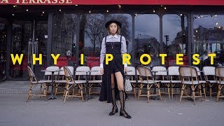 Dior, Why I Protest, Paris Fashion Week Day 1&2 | Aimee Song