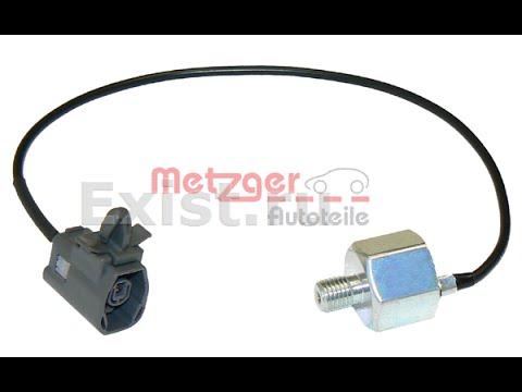 Замена датчика детонации на Mazda Demio