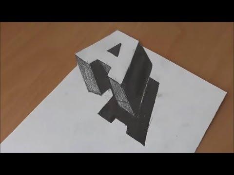 3D resim kendiniz nasıl yapılır