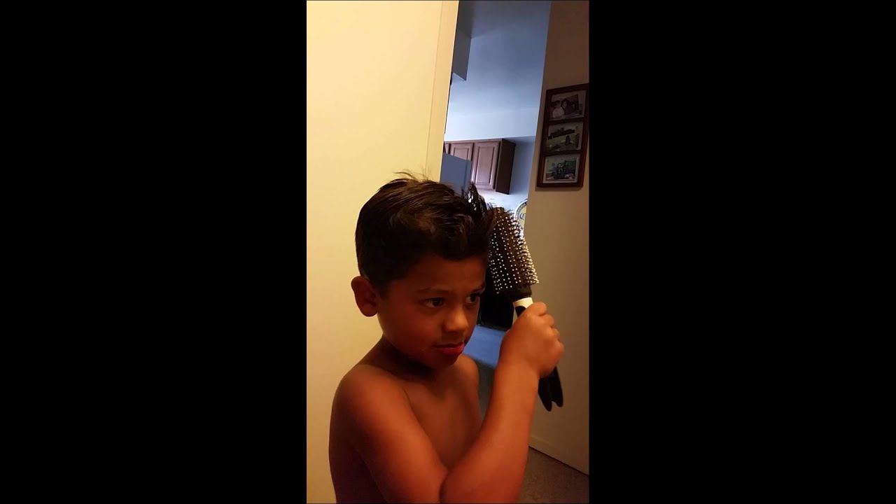5 Year Old Boy Hairstyles Youtube