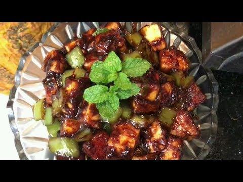 Chilli paneer without onion and garlicchilli paneer by cooking with chilli paneer without onion and garlicchilli paneer by cooking with girija forumfinder Images