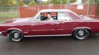 "1965 Pontiac GTO Hardtop ""SOLD"" West Coast Collector Cars"