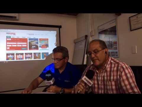 Uno de nuestros programas en vivo con Columbia Deportiva