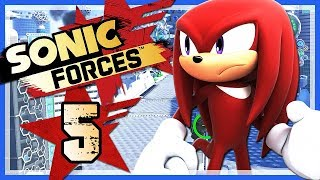 SONIC FORCES # 05 ✊ Operation Große Welle! [HD60] Let's Play Sonic Forces