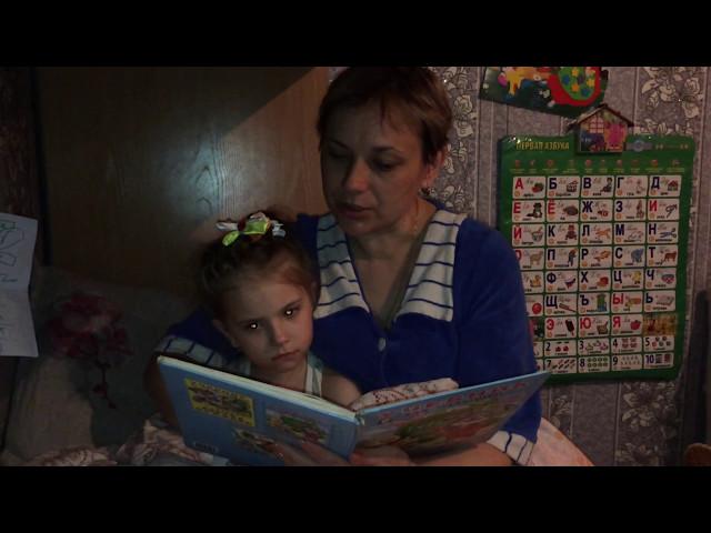 Изображение предпросмотра прочтения – ПолинаСкок читает произведение «Галочка считалочка» В.А.Степанова