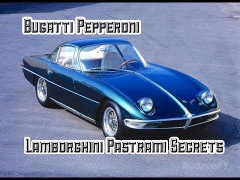 Bugatti Pepperoni & Lamborghini Pastrami Secrets - Children's Bedtime Story/Meditation