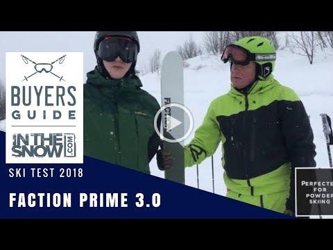 Faction Prime 3.0 Ski Review