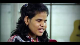 Autistic and Blind, Prerna Agarwal amazes the best of singers.