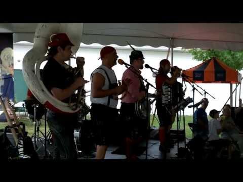 The Happy Wanderer at Cleveland Oktoberfest 2013: The Chardon Polka Band