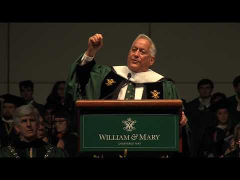 Commencement 2017: Isaacson's keynote remarks