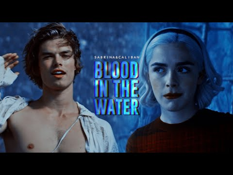 sabrina&caliban   blood in the water.