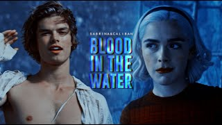 sabrina&caliban | blood in the water.