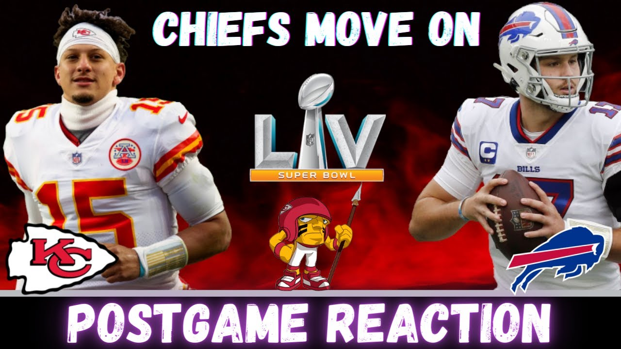 Super Bowl 2021: Kansas City Chiefs will face the Tampa Bay ...