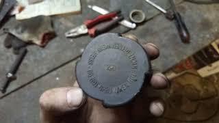 видео: Как проверить пробку радиатора БМВ BMW e34 36 39 38 x5