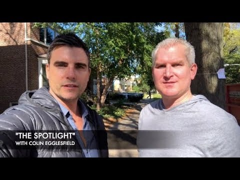 'THE SPOTLIGHT' with Colin Egglesfield Ep 1 featuring John Bosch
