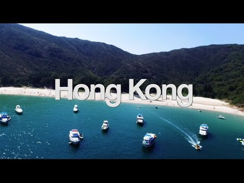 Who knew Hong Kong looked like this?