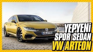 Kral öldü yaşasın yeni kral. VW CC sizlere ömür. İşte yeni model!
