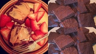 Chocolate Protein Bar Brownies | Healthy & Easy Dessert Recipe!