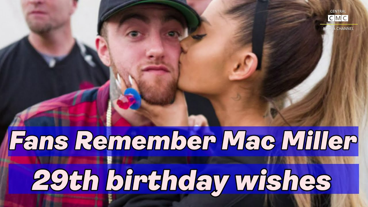 #MacMiller: Fans Remember Mac Miller On What Would Have Been ...
