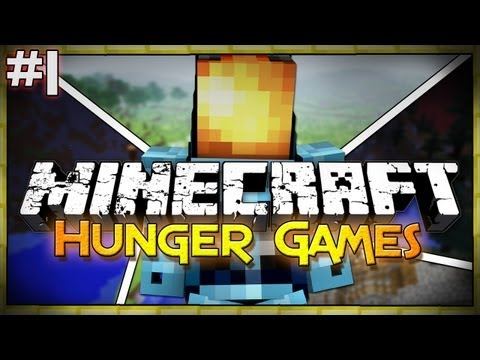 Minecraft: Hunger Games #1 - The One They Call DragonVenom07...