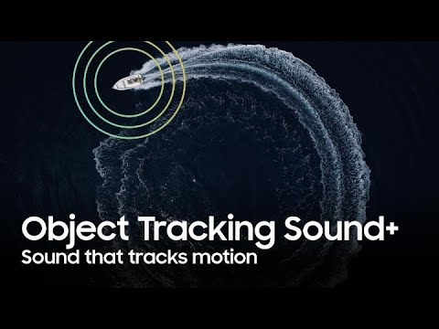 2020 QLED 8K: The Power of Object Tracking Sound+ | Samsung