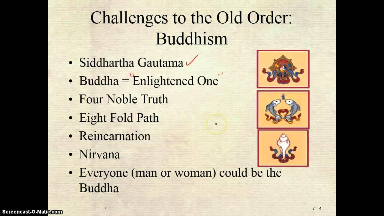 Flipped Classroom Jainism and Buddhism - YouTube