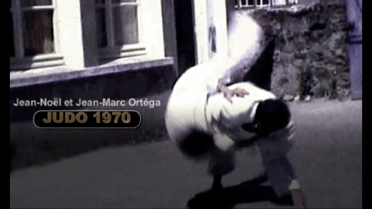 judo jm et jn ortéga 1970
