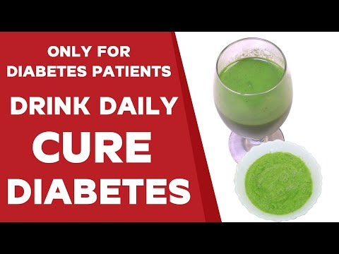 Doctors Are Shocked: This Simple Drink Can Cure Diabetes in just 3 weeks