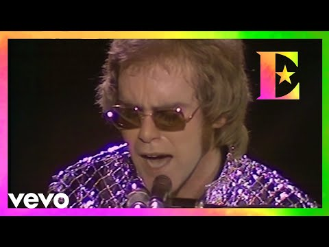 Elton John - Rocket Man (Royal Festival Hall, London 1972)