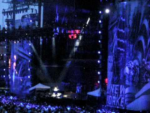 Billy Joel Elton John Live Wrigley Rocket Man
