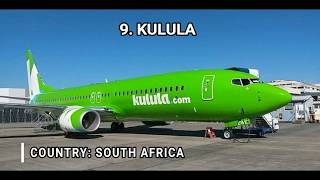 Top 10 Airlines - The TOP 10 Best Airlines of Africa as of 2017