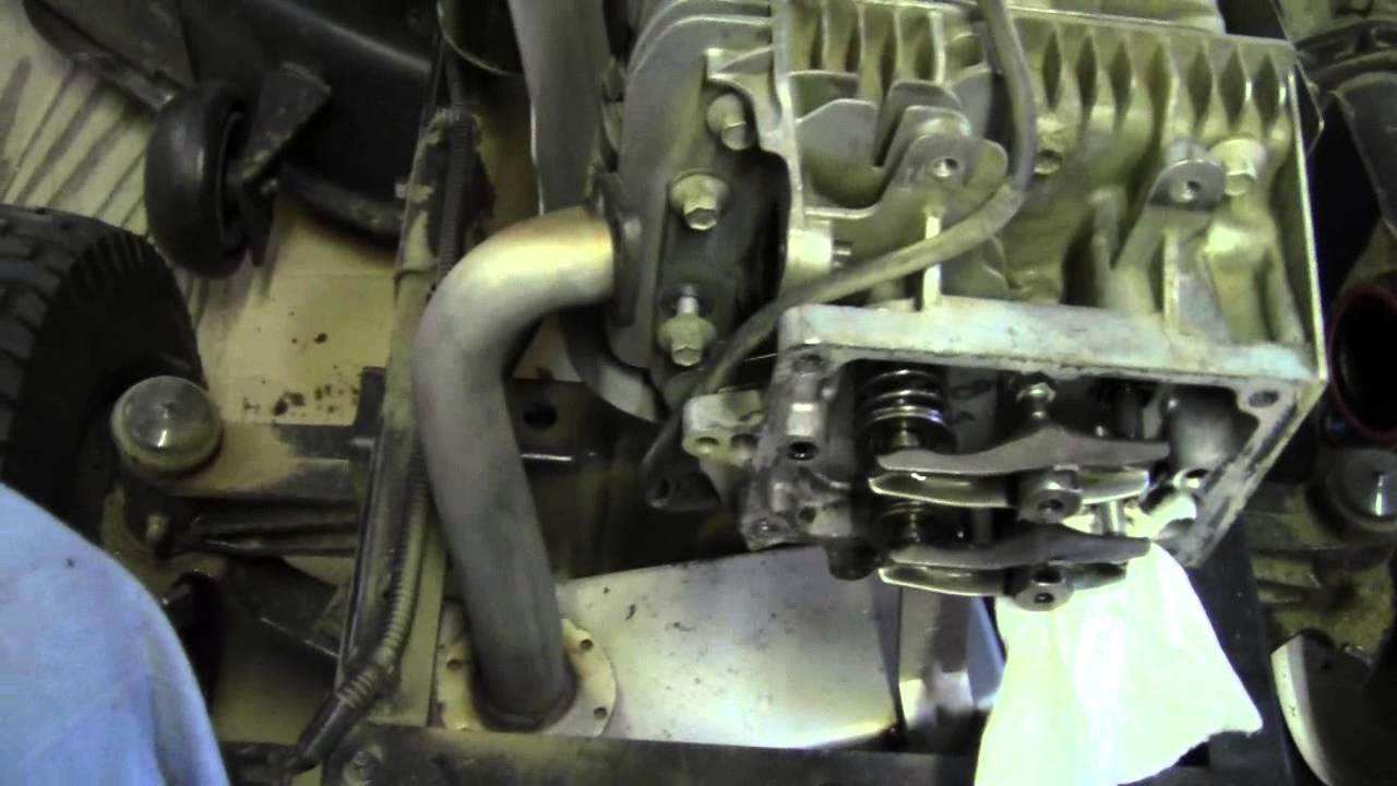 Lawn tractor head gasket repair update youtube - Lawn Tractor Head Gasket Repair Update Youtube 9