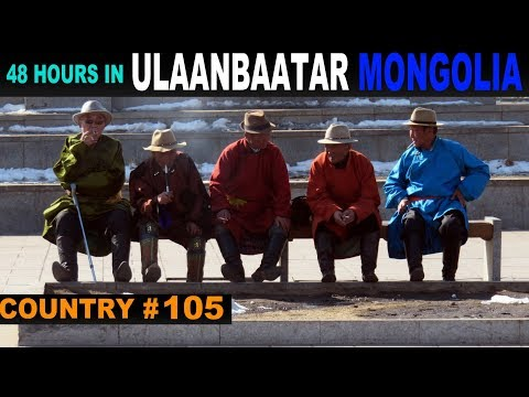 A Tourist's Guide to Ulan Bator, Mongolia, otherwise known a
