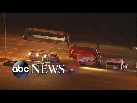 Man hijacks Greyhound bus, threatens to kill everyone on board