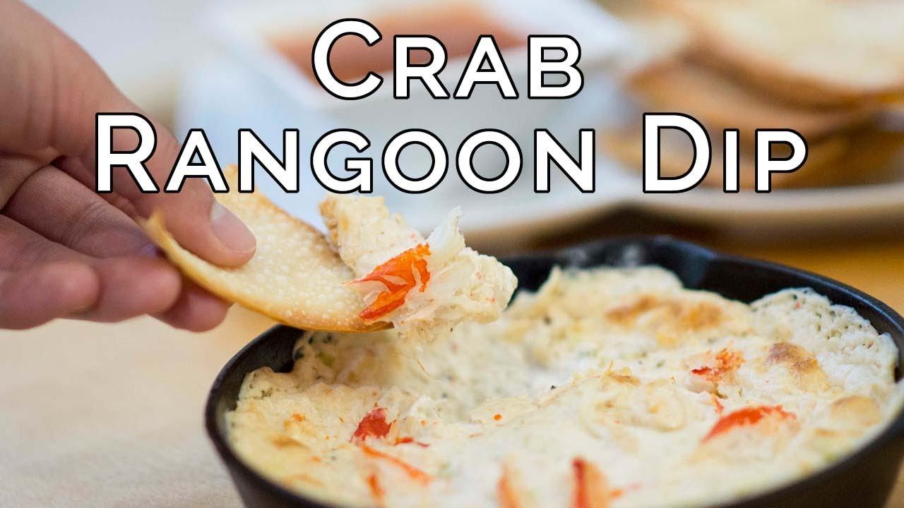 Crab Rangoon Dip Cleaver Cooking