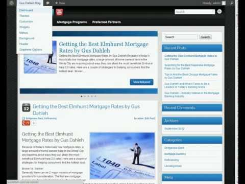 How to Post a Great Mortgage Article by Gus Dahleh from Bridgeview Bank