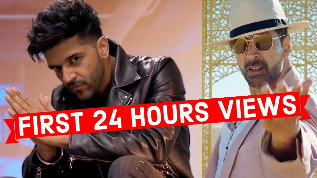 Top 20 Most Viewed Indian Songs in First 24 Hours