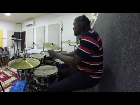 Dave Weckl's Road to Connemara by David Adepegba(Drum Cover)