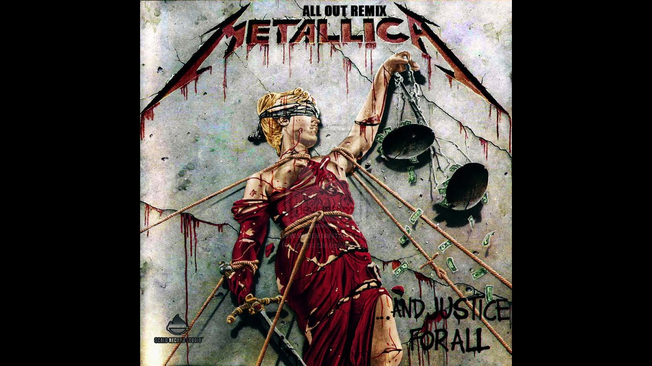 Metallica - And Justice For All (All Out Remix) - YouTube