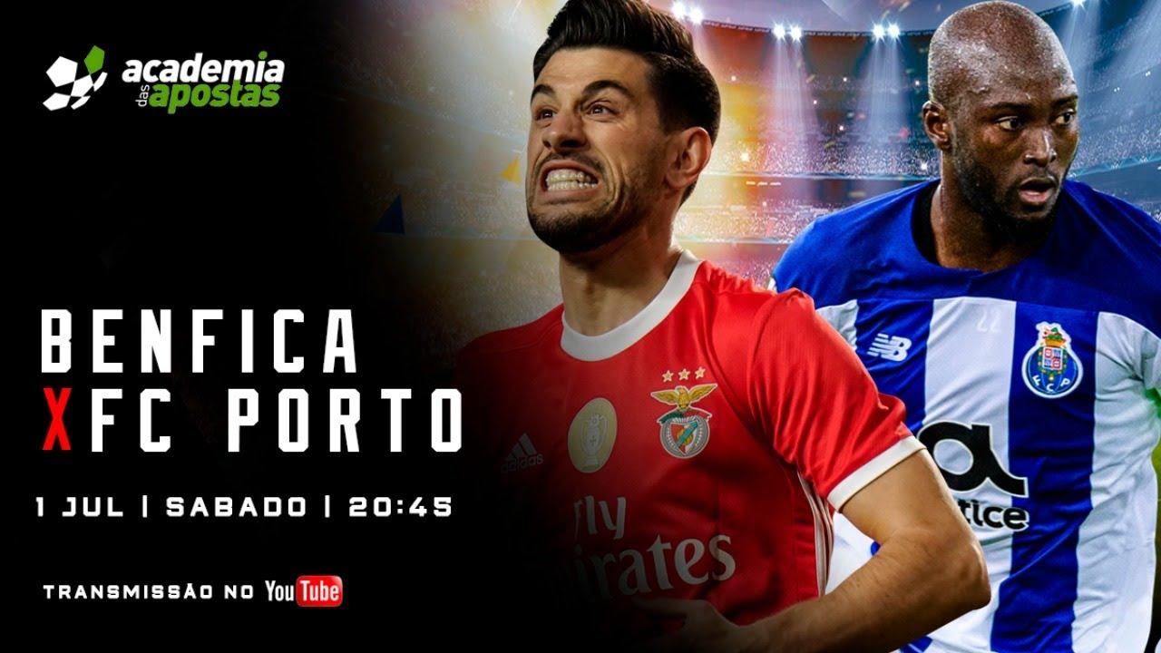 Benfica Vs Fc Porto Taca De Portugal Acompanhamento Ao Vivo Youtube