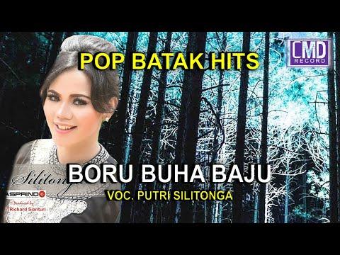 PUTRI SILITONGA - BORU BUHA BAJU [Official Music Video CMD RECORD] [HD]#music