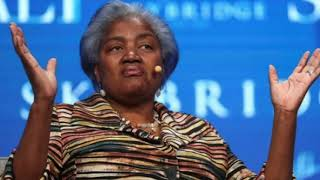 Donna Brazile tells host she didn't know if Hillary would